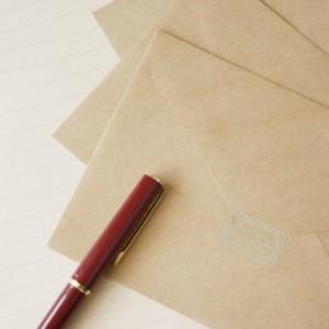 行政書士開業準備のことを書こう その26開業案内を投函